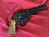 "SMITH & WESSON 27-2, 357 MAGNUM, RARE 5"" BARREL, BLUE, NEW COND., APPEARS UNFIRED IN THE BOX - 2 of 7"