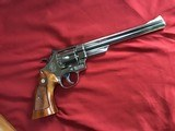 """SMITH & WESSON 29-2, 44 MAGNUM, 8 3/8"""" NICKEL, COMES WITH TOOLS, OWNERS MANUAL, ETC. IN SMITH & WESSON PRESENTATION WOOD CASE - 3 of 9"""
