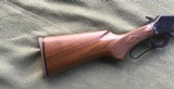 "MARLIN 41 MAGNUM, 1894 FG. JM. MARKED, 20"" BARREL, NEW UNFIRED, 100% COND. NO BOX - 4 of 8"