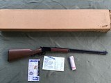 """MARLIN 1897 COWBOY, 22LR., 24"""" OCTAGON BARREL, COMES WITH OWNERS MANUAL, ETC. NEW UNFIRED IN THE BOX"""