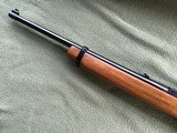 RUGER 44 AUTO, 44 MAGNUM CARBINE, NEW UNFIRED IN BOX WITH OWNERS MANUAL, ETC. IN THE BO - 5 of 8