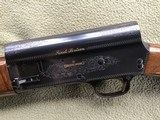 """BROWNING A-5, SWEET-16 JAP, 28"""" INVECTOR WITH 3 CHOKE TUBES, NEW UNFIRED, 100% COND. IN THE BOX - 8 of 9"""