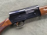 """BROWNING A-5, SWEET-16 JAP, 28"""" INVECTOR WITH 3 CHOKE TUBES, NEW UNFIRED, 100% COND. IN THE BOX - 7 of 9"""