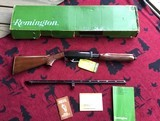 "REMINGTON 870 WINGMASTER 410 GA., 25"" FULL CHOKE, VENT RIB, NEW UNFIRED 100% COND. IN THE BOX"