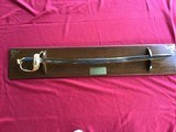 "U.S. HISTORICAL FOUNDATION "" ROBERT E. LEE"" STAFF AND FIELD OFFICERS CAMPAIGN SABER, #7 OF 2,500 MFG. - 2 of 11"