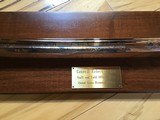 """U.S. HISTORICAL FOUNDATION """" ROBERT E. LEE"""" STAFF AND FIELD OFFICERS CAMPAIGN SABER, #7 OF 2,500 MFG. - 6 of 11"""