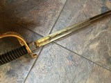 "U.S. HISTORICAL FOUNDATION "" ROBERT E. LEE"" STAFF AND FIELD OFFICERS CAMPAIGN SABER, #7 OF 2,500 MFG. - 11 of 11"