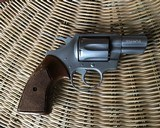 """COLT DETECTIVE SPECIAL 38 SPC., 2"""" ELECTROLESS NICKEL, MFG. IN COLT CUSTOM SHOP BOX - 2 of 4"""