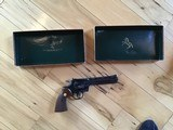 "COLT PYTHON 357 MAGNUM 6"" BLUE, MFG. 1960, EXCELLENT COND. IN THE BOX WITH OWNERS MANUAL ETC. - 2 of 5"