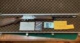 "BROWNING A-5, LT. 20, ""DUCKS UNLIMITED"" 26"" INVECTOR, NEW UNFIRED IN ""DUCKS UNLIMITED"" HARD CASE"