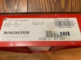 "WINCHESTER M-12, 20 GA., ""LIMITED EDITION GRADE 4"", 26"" IMPROVED CYLINDER, NEW UNFIRED IN THE BOX - 5 of 5"
