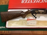 "WINCHESTER M-12, 20 GA., ""LIMITED EDITION GRADE 4"", 26"" IMPROVED CYLINDER, NEW UNFIRED IN THE BOX - 3 of 5"