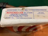"""WINCHESTER 94, 375 WINCHESTER CAL. """"AMERICAN BALD EAGLE"""" COMMERATIVE 20"""" ROUND BARREL, NEW UNFIRED IN THE BOX - 5 of 5"""