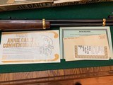 """WINCHESTER 9422, """"ANNIE OKLEY"""" NEW IN THE BOX WITH OWNERS MANUAL & HANG TAG - 4 of 6"""