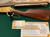 """WINCHESTER 9422, """"ANNIE OKLEY"""" NEW IN THE BOX WITH OWNERS MANUAL & HANG TAG - 3 of 6"""