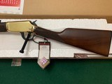 """WINCHESTER 9422, 22 LR., """"YELLOW BOY"""" TRADITIONAL, 20 1/2"""" BARREL, NEW IN THE BOX - 3 of 6"""