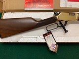 """WINCHESTER 9422, 22 LR., """"YELLOW BOY"""" TRADITIONAL, 20 1/2"""" BARREL, NEW IN THE BOX - 2 of 6"""