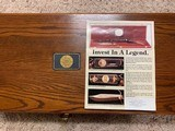 """WINCHESTER 94 """"LARRY BIRD"""" 38-55 CAL. COMMERATIVE, WITH BOWIE KNIFE, NEW IN PRESENTATION CASE - 8 of 8"""