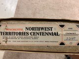 """WINCHESTER 94 30-30 CAL. """"NORTHWEST TERRIORIES CENTENNIAL"""" 1870 TO 1970, 24"""" OCTAGON BARREL, NEW IN BOX - 6 of 6"""