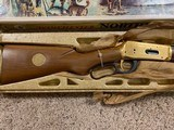 """WINCHESTER 94 30-30 CAL. """"NORTHWEST TERRIORIES CENTENNIAL"""" 1870 TO 1970, 24"""" OCTAGON BARREL, NEW IN BOX - 2 of 6"""