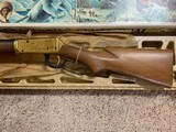 """WINCHESTER 94 30-30 CAL. """"NORTHWEST TERRIORIES CENTENNIAL"""" 1870 TO 1970, 24"""" OCTAGON BARREL, NEW IN BOX - 4 of 6"""