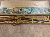 "WINCHESTER 94 30-30 CAL. ""NORTHWEST TERRIORIES CENTENNIAL"" 1870 TO 1970, 24"" OCTAGON BARREL, NEW IN BOX"