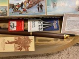 """WINCHESTER 94, 30-30 CAL., """"ROYAL CANADIAN MOUNTED POLICE CENTENNIAL"""" RIFLE, 22"""" BARREL, NEW IN BOX - 2 of 6"""