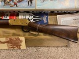 """WINCHESTER 94, 30-30 CAL., """"ROYAL CANADIAN MOUNTED POLICE CENTENNIAL"""" RIFLE, 22"""" BARREL, NEW IN BOX - 5 of 6"""