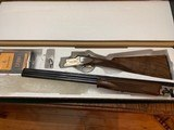 "BROWNING CITORI 20 GA. FEATHER SUPERLIGHT, 26"" INVECTOR PLUS, MFG. 2012, NEW UNFIRED IN THE BOX"