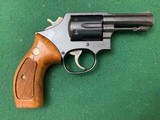 """SMITH & WESSON 547, 9MM, K FRAME 3"""" BLUE, HEAVY BARREL, 99% COND., IN THE BOX - 2 of 7"""