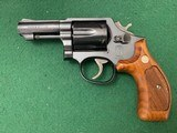 """SMITH & WESSON 547, 9MM, K FRAME 3"""" BLUE, HEAVY BARREL, 99% COND., IN THE BOX - 3 of 7"""