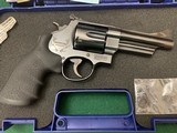 """SMITH & WESSON 629-8, 44 MAGNUM, MOUNTAIN GUN, 4"""" BARREL """"CABELAS OUTFITTER SERIES"""" 99% COND. - 2 of 6"""