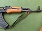 NORINCO MAK-90 SPORTER, AK-47, 7.62 X 39 CAL. EXC. COND. - 2 of 5