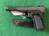 BROWNING 380 AUTO, 10/71, 99% COND.