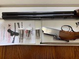 "RUGER RED LABEL 28 GA., 28"" BARRELS, 5 CHOKE TUBES & WRENCH, OUTSTANDING WOOD, AS NEW IN THE BOX WITH OWNERS MANUAL - 5 of 6"