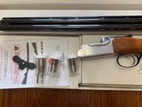"RUGER RED LABEL 28 GA., 28"" BARRELS, 5 CHOKE TUBES & WRENCH, OUTSTANDING WOOD, AS NEW IN THE BOX WITH OWNERS MANUAL - 3 of 6"