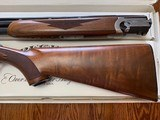 "RUGER RED LABEL 28 GA., 28"" BARRELS, 5 CHOKE TUBES & WRENCH, OUTSTANDING WOOD, AS NEW IN THE BOX WITH OWNERS MANUAL - 2 of 6"