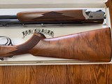 "RUGER RED LABEL 28 GA., 28"" BARRELS, 5 CHOKE TUBES & WRENCH, OUTSTANDING WOOD, AS NEW IN THE BOX WITH OWNERS MANUAL - 4 of 6"