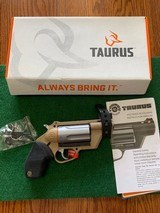 TAURUS 410/45 POLY/STAINLESS, NEW UNFIRED IN THE BOX
