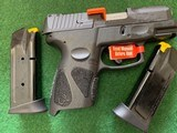 TAURUS G2C, 9MM, NEW UNFIRED, 100% COND. INTHE BOX - 3 of 4