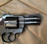 """COLT PYTHON 357 MAGNUM, """"RARE 3"""" BARREL"""" COMES WITH 2 SETS OF GRIPS, 99% COND. - 3 of 4"""