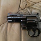 """COLT PYTHON 357 MAGNUM, """"RARE 3"""" BARREL"""" COMES WITH 2 SETS OF GRIPS, 99% COND. - 4 of 4"""