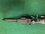 """COLT OFFICERS 22 LR., 6"""" BARREL, SERIAL# 22XXX, EXC. COND. - 5 of 5"""