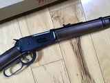 """WINCHESTER 9410, 410 GA. RANGER, 2 1/2"""" CHAMBER, 24"""" CYL. BARREL, DESIRABLE TANG SAFETY,NEW UNFIRED IN THE BOX - 3 of 8"""