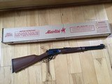 "MARLIN 1894 C, 357 MAGNUM, 20"" BARREL, JN MARKED, NEW UNFIRED, 100% COND. IN THE BOX - 1 of 8"