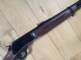 "MARLIN 1894 C, 357 MAGNUM, 20"" BARREL, JN MARKED, NEW UNFIRED, 100% COND. IN THE BOX - 6 of 8"
