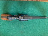 """SMITH & WESSON 17-4, 22 LR. 6"""" BLUE, NEW UNFIRED 100% COND. IN THE BOX WITH OWNERS MANUAL, CLEANING KIT, ETC. - 4 of 8"""