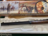 WINCHESTER 94 CHIEF CRAZY HORSE 38-55 CAL. NEW IN THE BOX WITH OWNERS MANUAL, HANG TAG, ETC. - 5 of 6