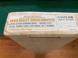 """WINCHESTER 9422, 22 LR. """"ANNIE OKLEY"""" MISS LITTLE SURE SHOT, NEW UNFIRED IN THE BOX WITH OWNERS MANUAL, ETC. - 6 of 6"""