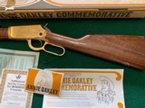 """WINCHESTER 9422, 22 LR. """"ANNIE OKLEY"""" MISS LITTLE SURE SHOT, NEW UNFIRED IN THE BOX WITH OWNERS MANUAL, ETC. - 5 of 6"""